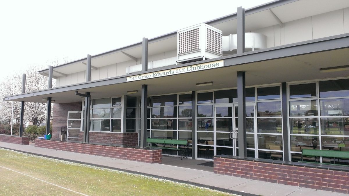 New Shepparton club house
